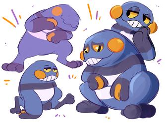 croagunks
