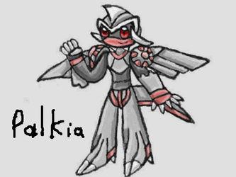 Mobian Palkia
