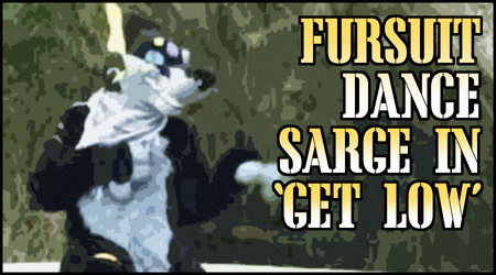 Personal - Fursuit Dance to 'Get Low'