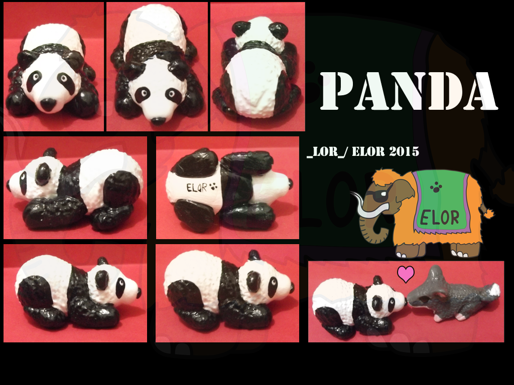 Panda - Grazi Abril 2015