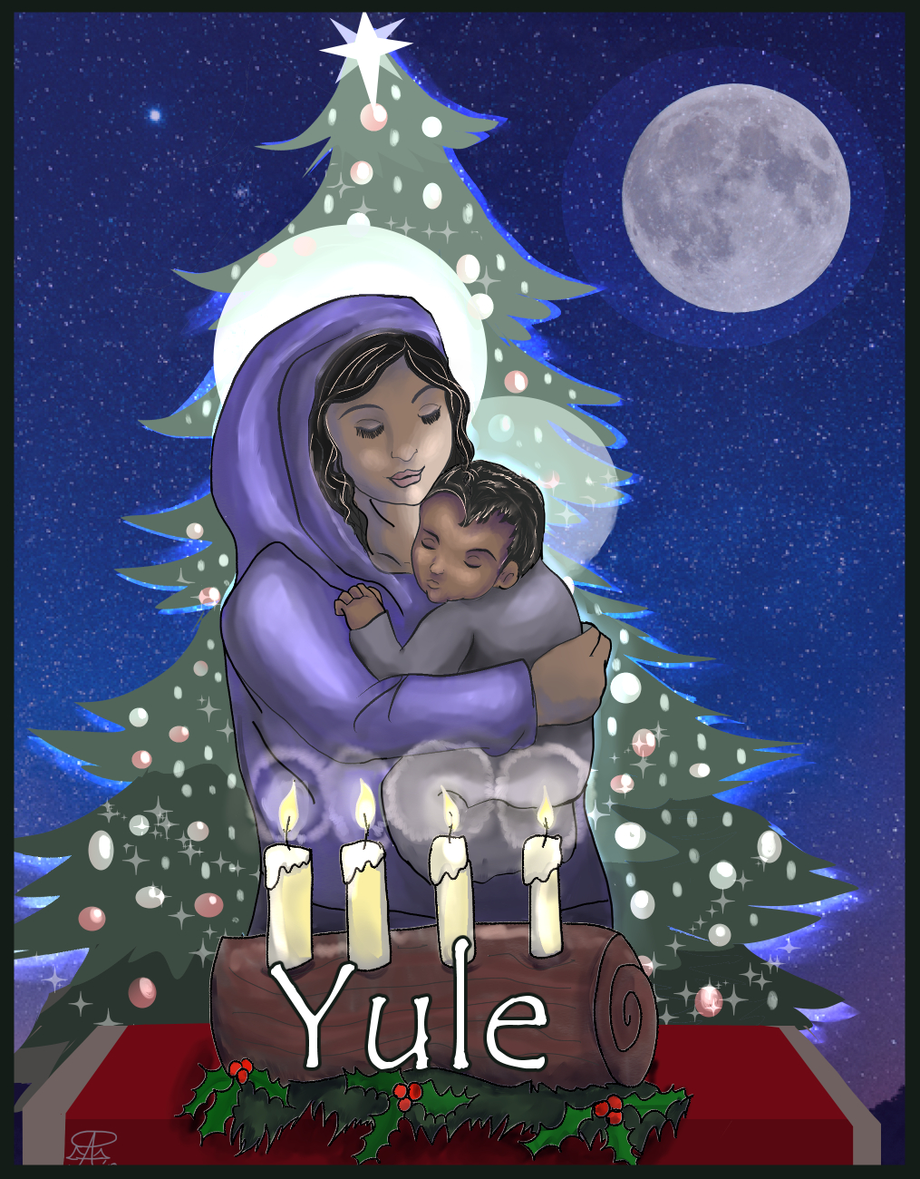 Most recent image: Yule