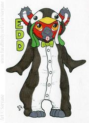 Edd - Kigu Badge