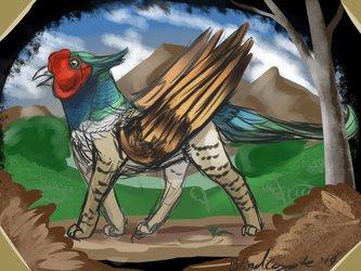 Pheasant Gryph