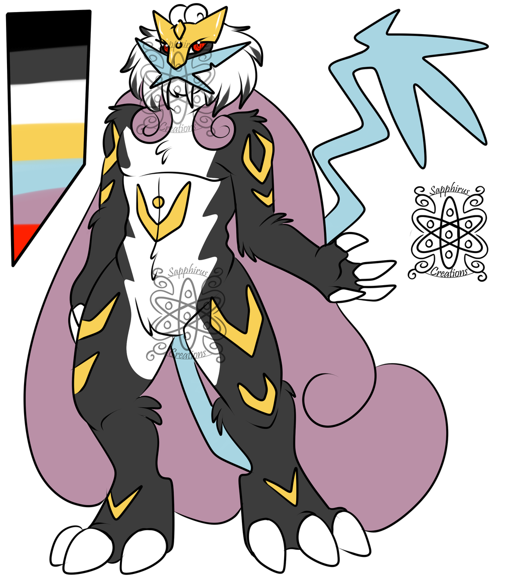 Male Raikou +Design+ (SOLD)