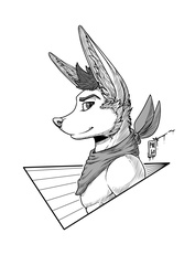 Ink-Profile N°57:Pinnick the Fennec