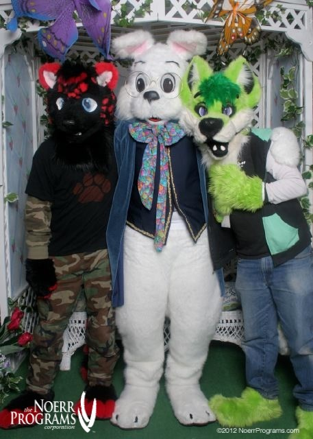 Easter Bunny Visit!!!
