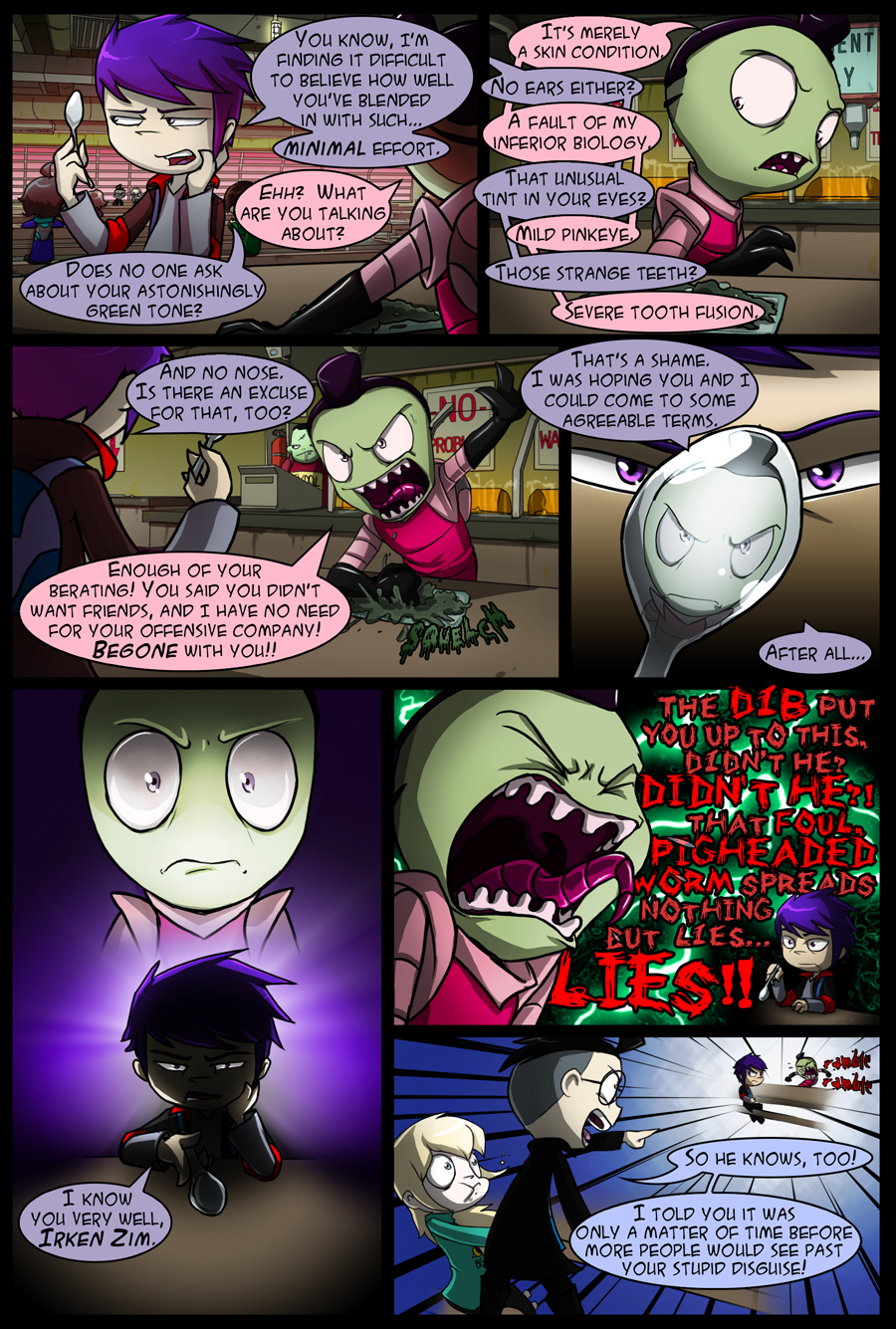Duality Chapter 2 - Page 8