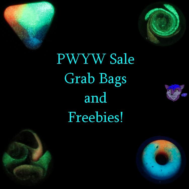 PWYW Sale, Grab Bags, and Freebies!