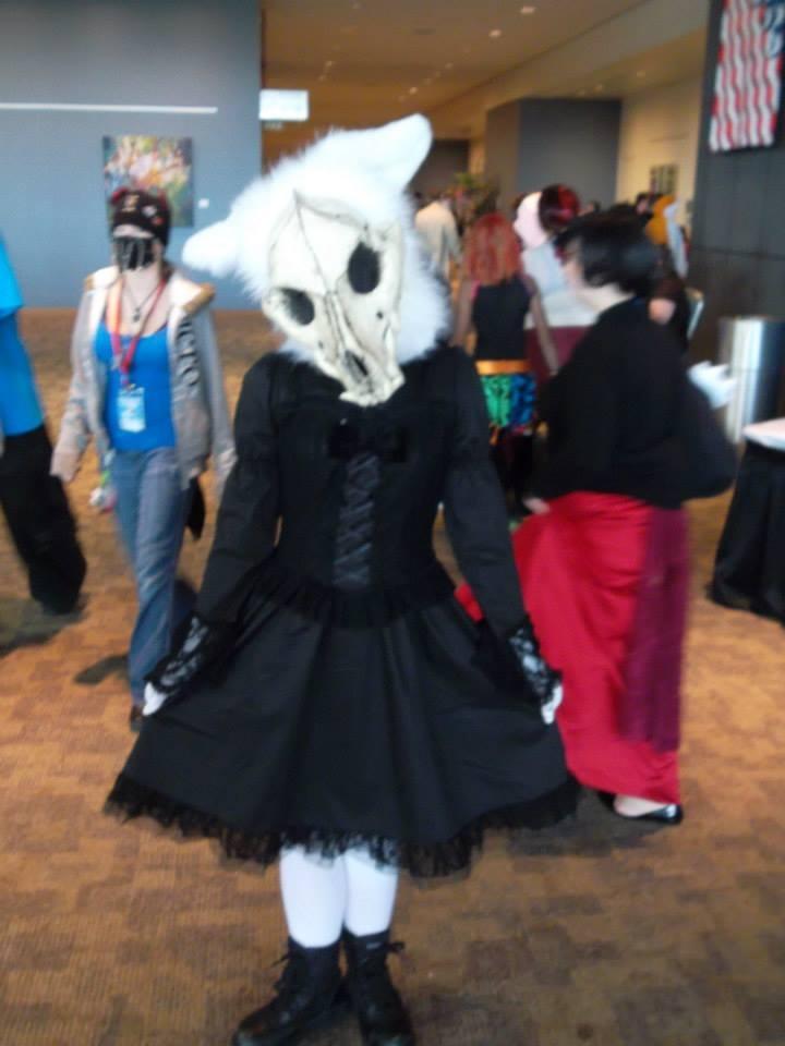 Ghost at Nekocon