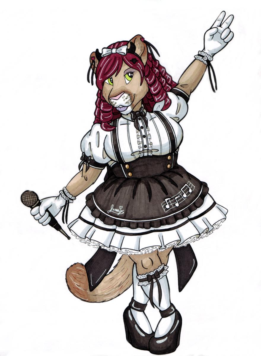 The Singing Maid <3