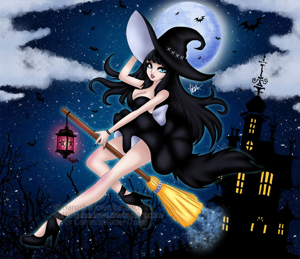 CM Blue Witch