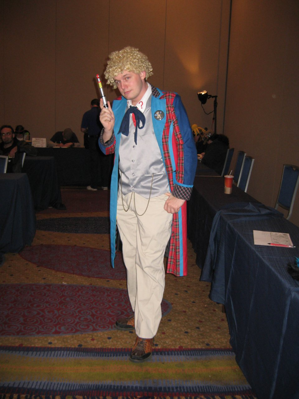 FWA 2012 - Day 2 - The 6th Doctor
