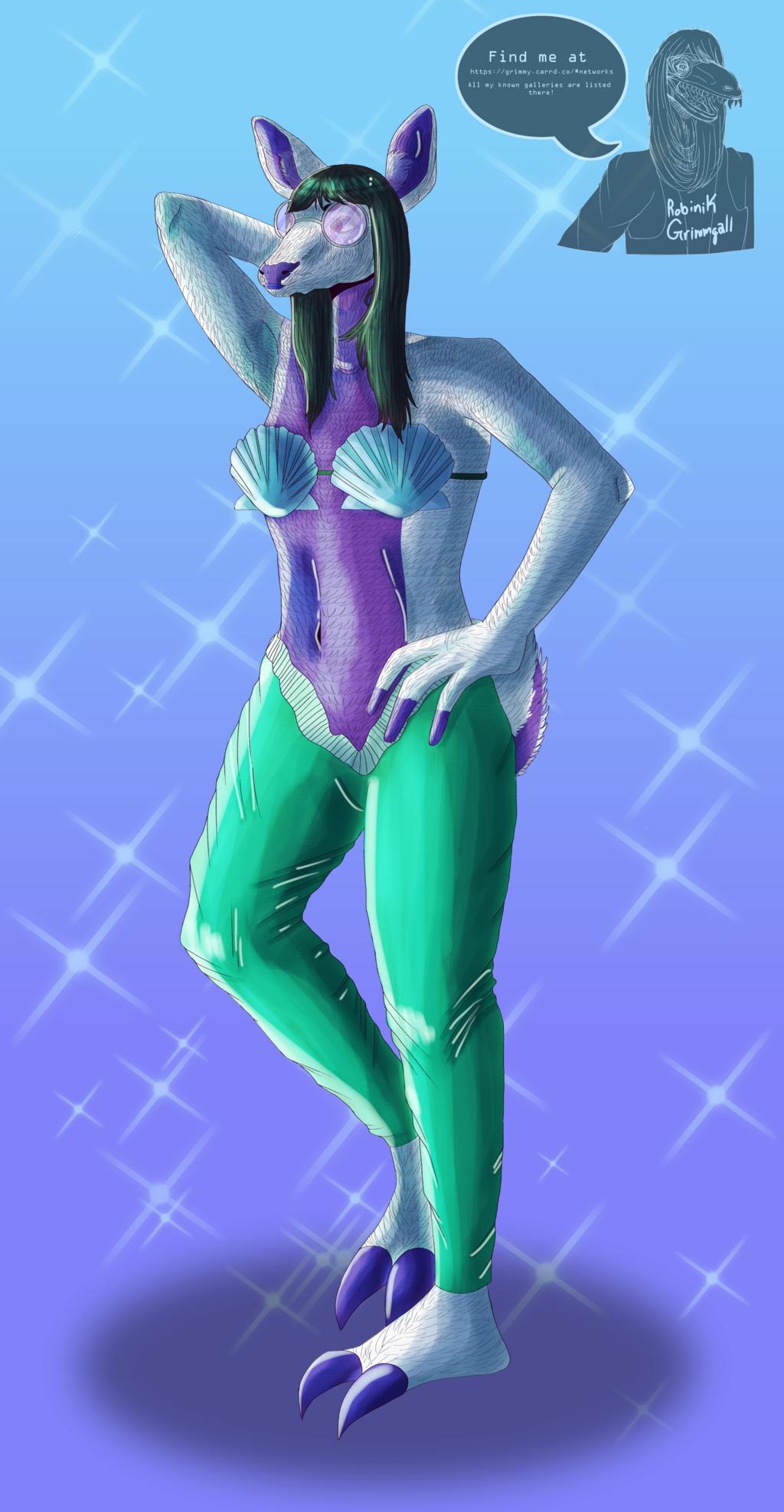 Mermaid Venetia