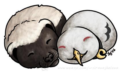 Commission: Nap Time