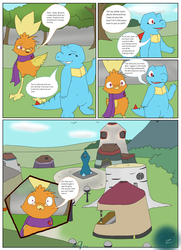 The Adventures of Team Rosewood: Ch. 1 - Pg. 9