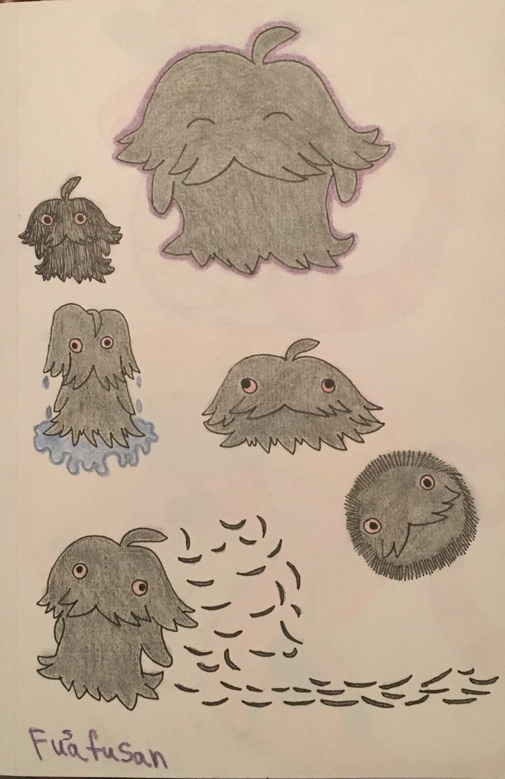 Eerie Tribe Fusafusan