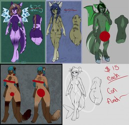 Lowered Priced Adopts and Custom
