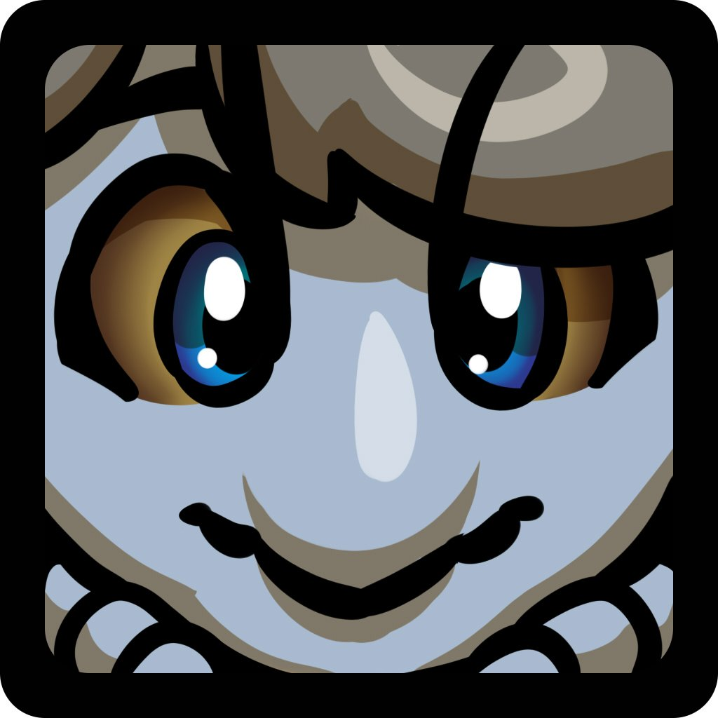 Sal Pixel HD Icon