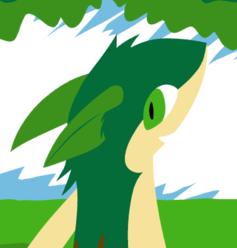 Irwin the Grass Quilava