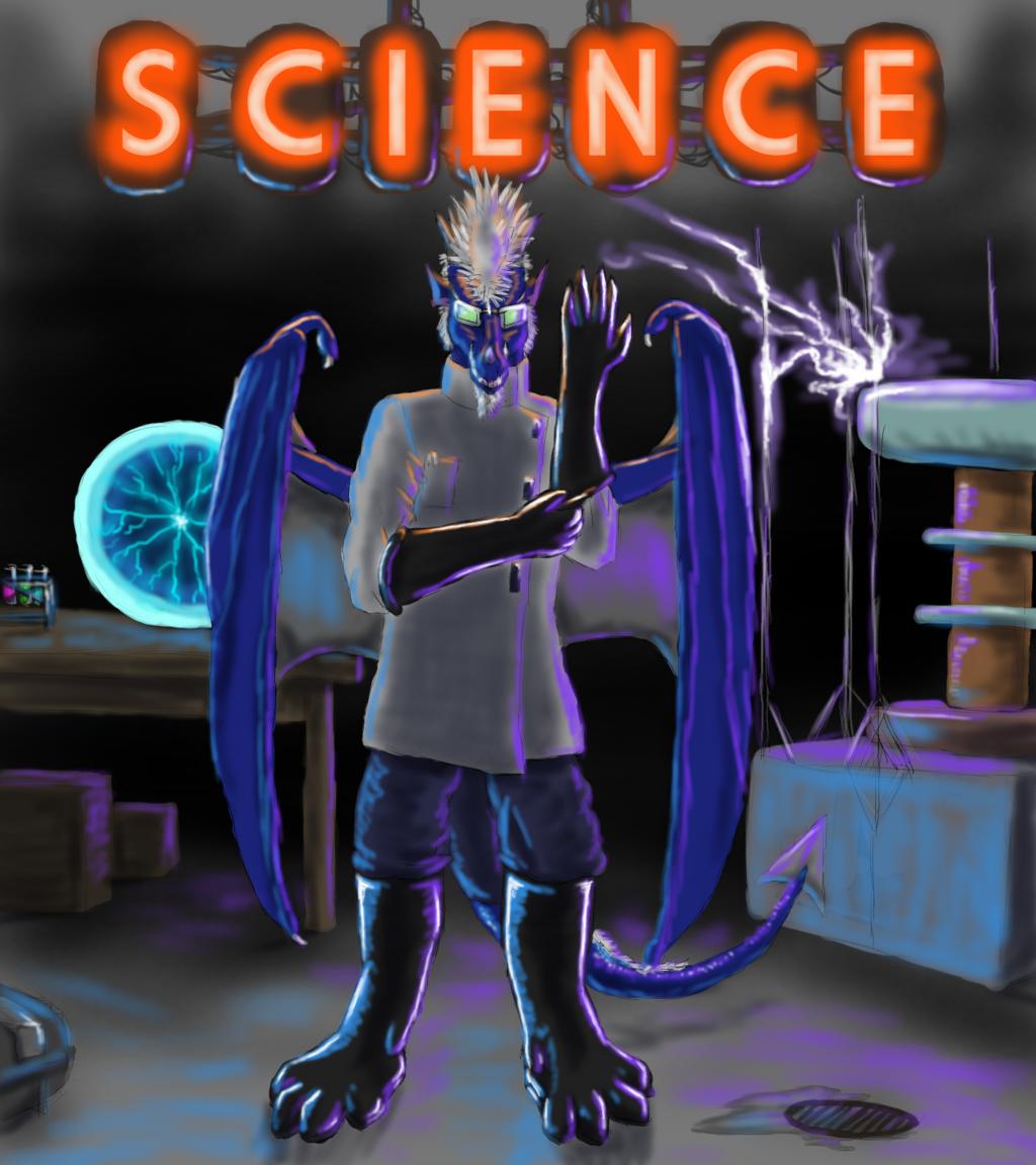 Mad Scientist Dorey