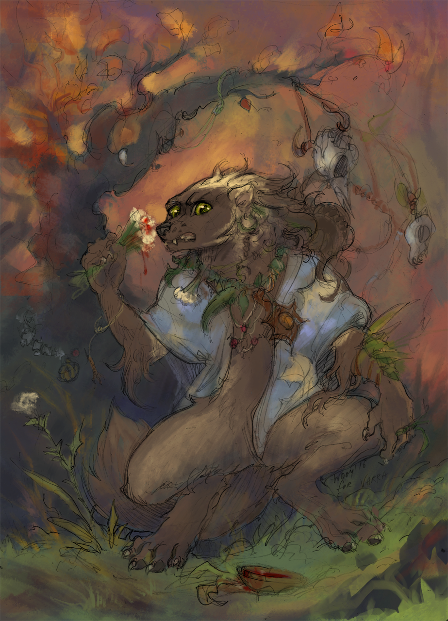 Most recent image: Offering