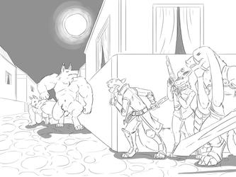 Werewolf Problem