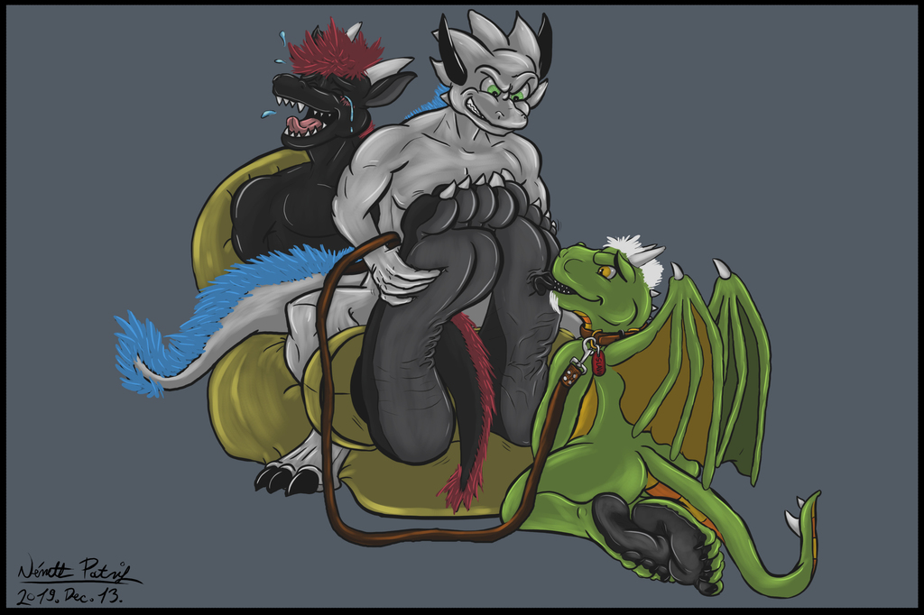 Naughty Dragons