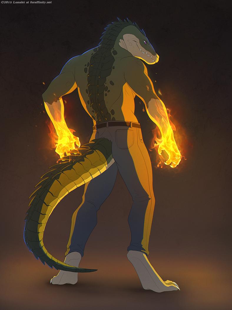 commission - ZealousRaptor