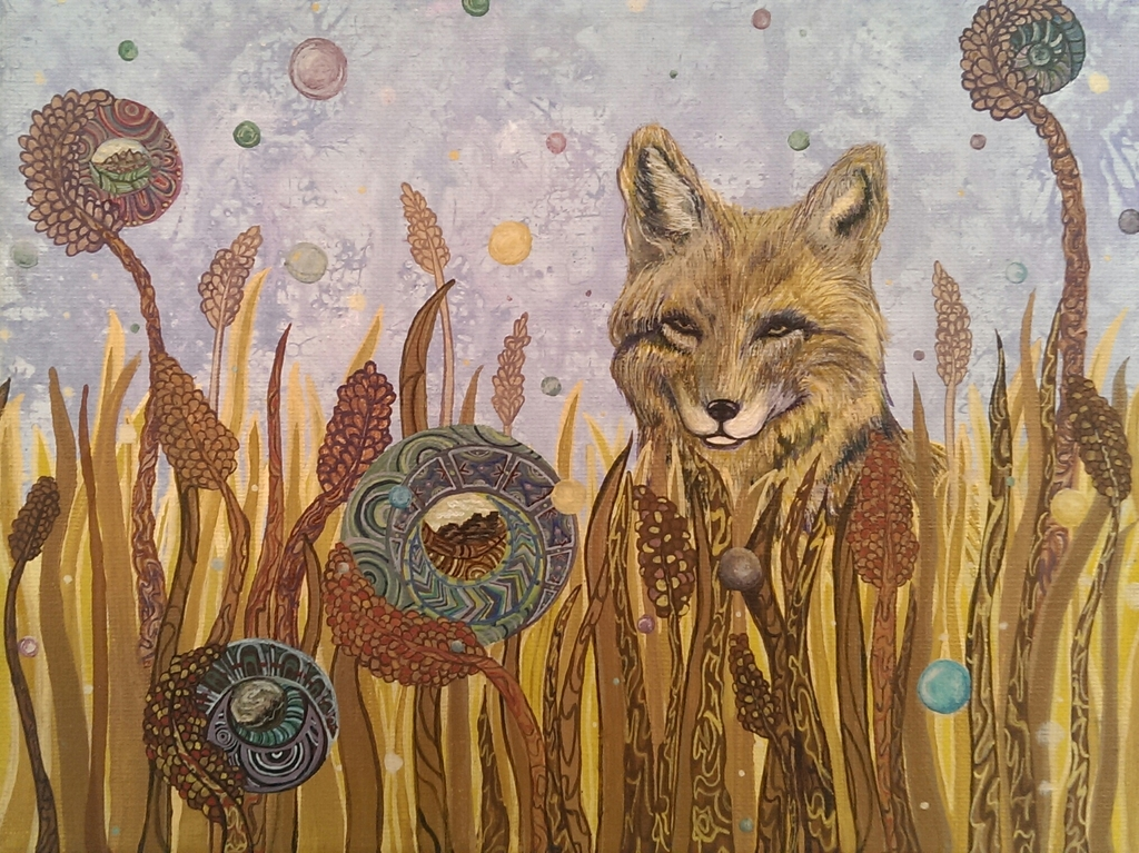 Coyote Commission- Canis Latrans