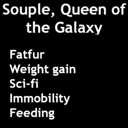 Souple, Queen of the Galaxy