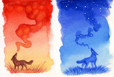 Tiny Sky Howls