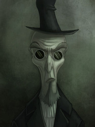 Creepy Old Guy