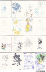 Sketchbook 75 - Part 8