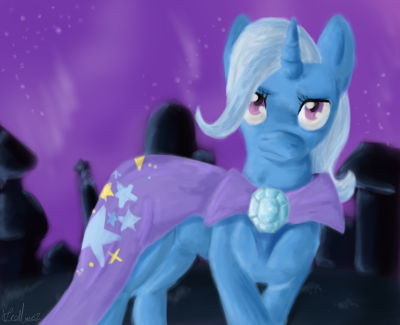 Most recent image: The Great and Powerful Trixie