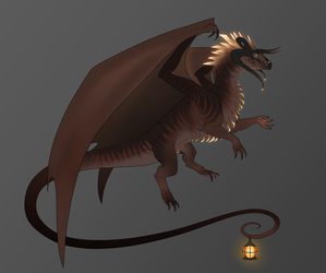 Lamp Dragon