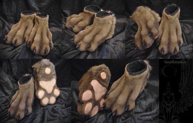 Feetpaws for RedFox