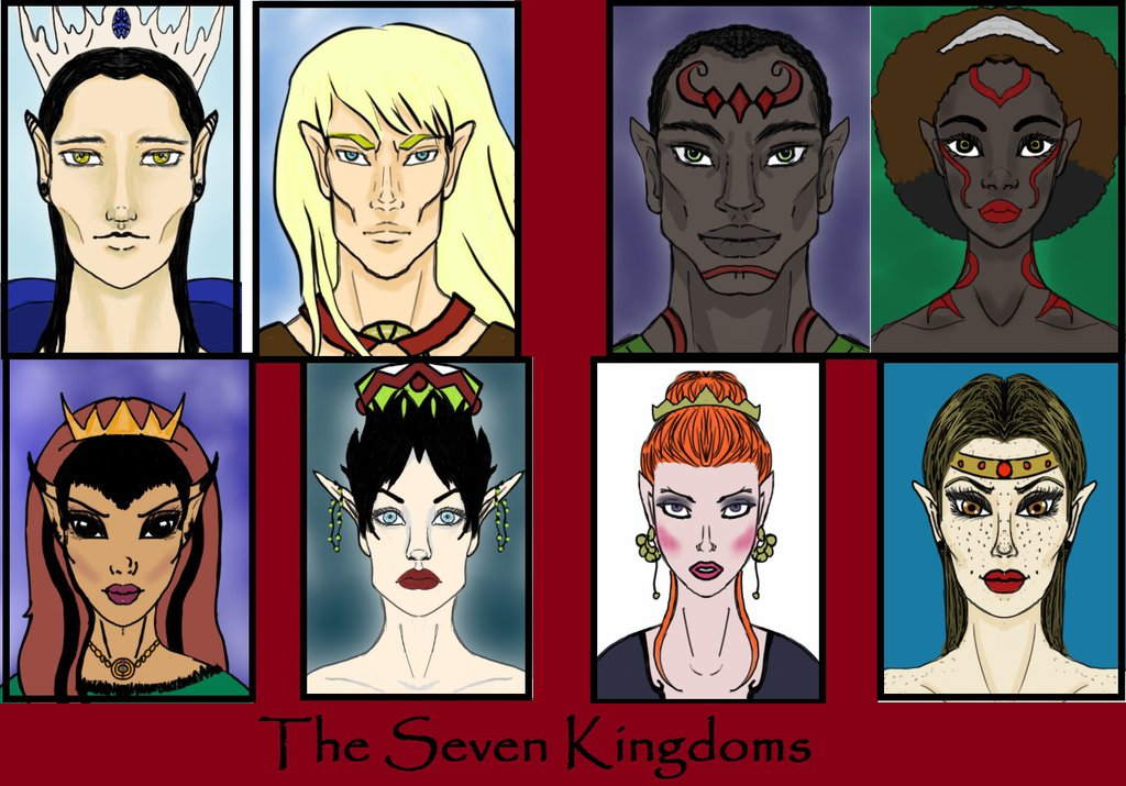 Most recent image: The Seven Kingdoms