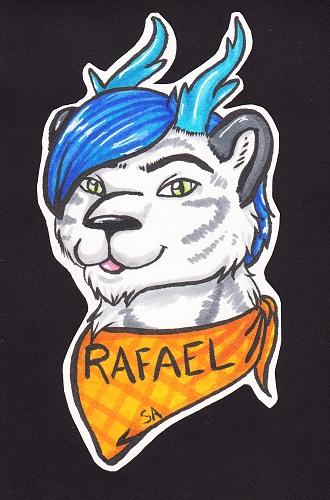 Rafael Badge