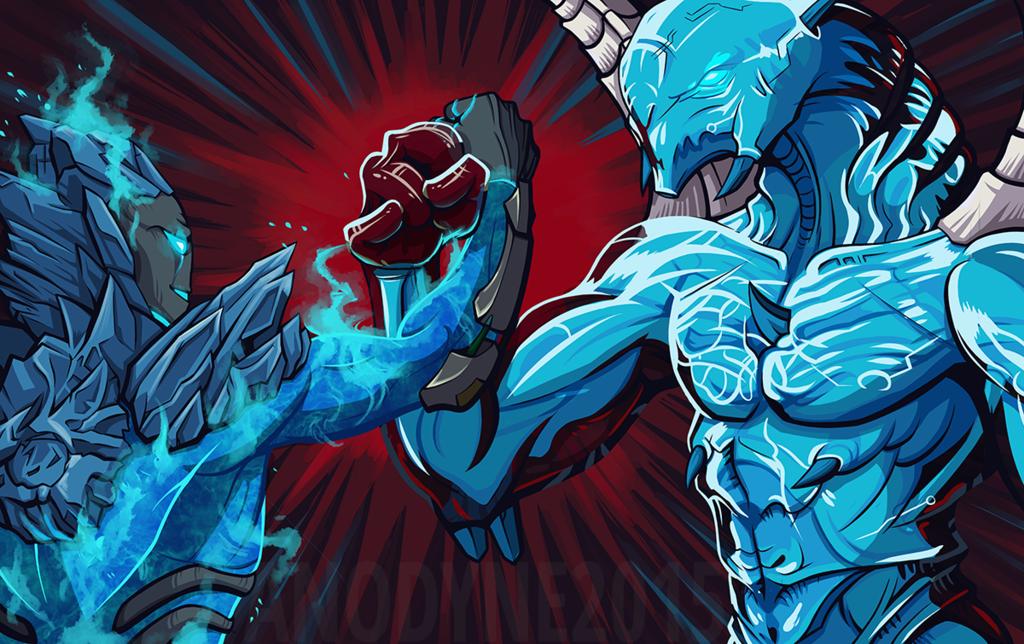 Most recent image: Fightstick Commission: KlasiqueSkillz
