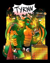 BLFC Badge - Tyrnn