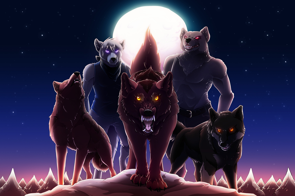 Most recent image: We Are The Wolves