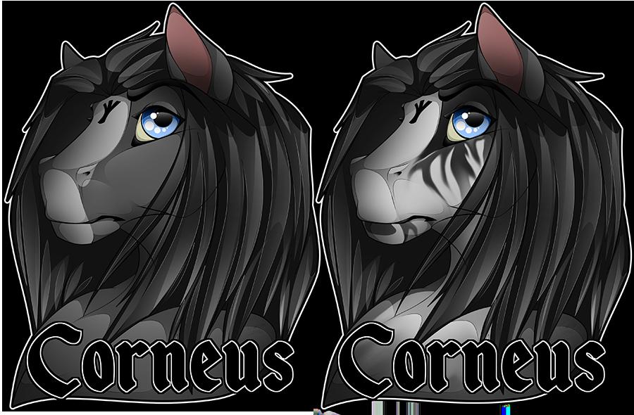 2016 Badge - Corneus