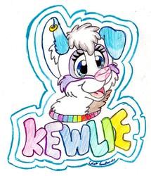Kewlie (gift art)