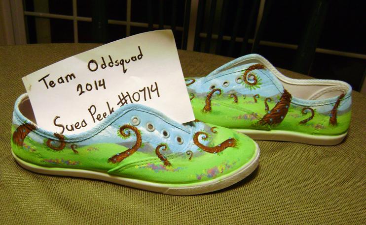 Most recent image: Grassland Shoes