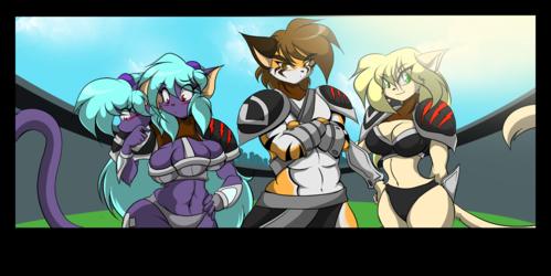 Team Scratch by MasterGodai