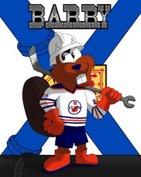 AHL MAX Defunct Edition: Barry - Cape Breton Oilers