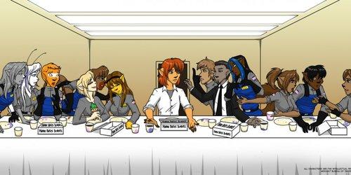 MBI Last Supper