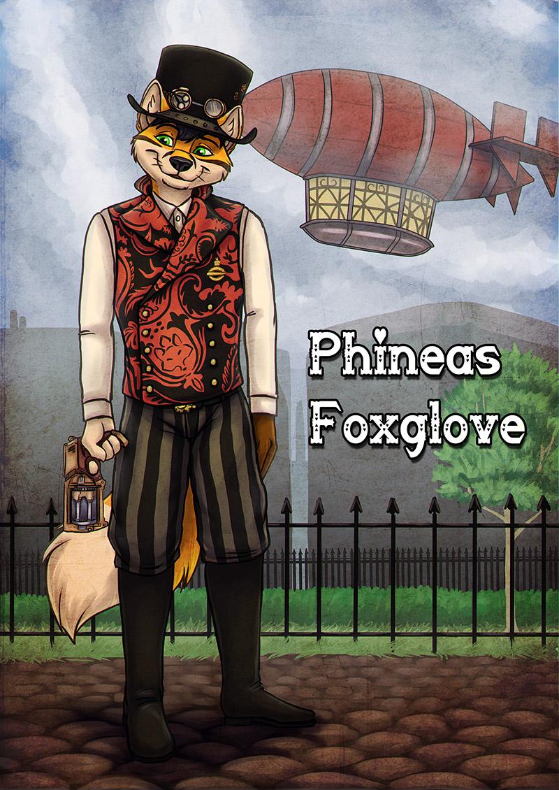 Phineas Foxglove