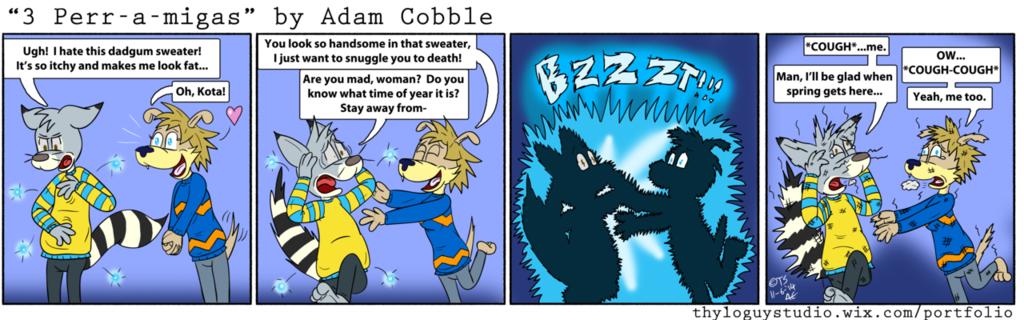 Shocking Comic