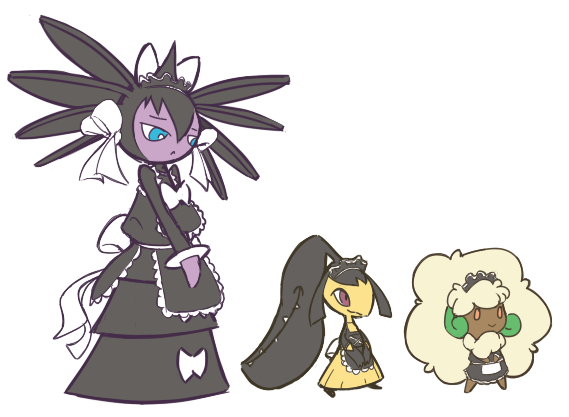 Maids Maids Everywhere